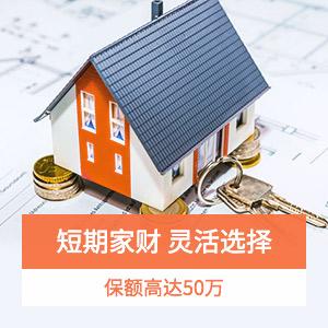 華安滿堂福家庭財產保險(B款短期)